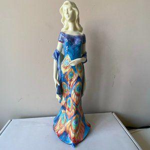 BENAYA Art Porcelain Lady Figurine